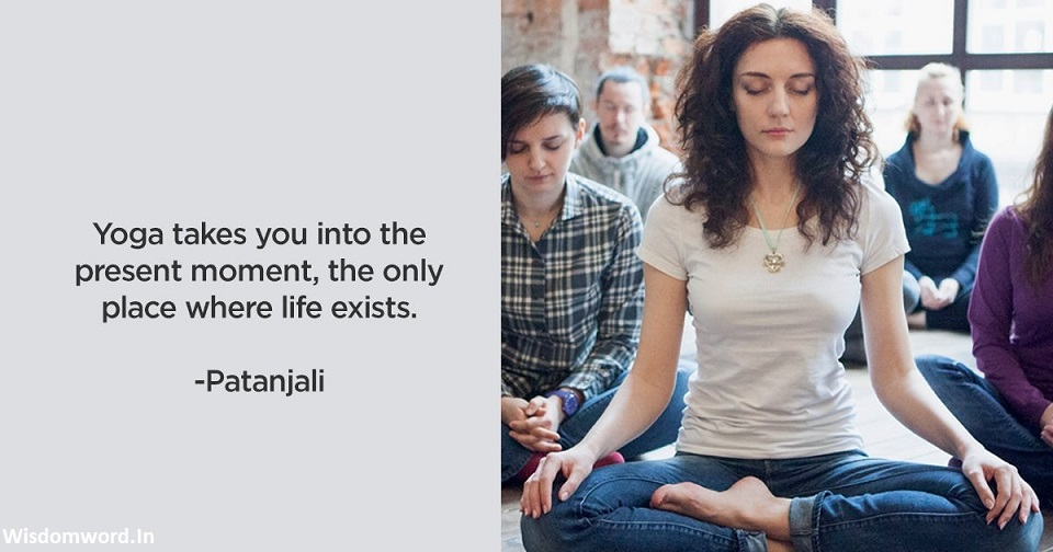 Best International Yoga Day Quotes by Patanjli