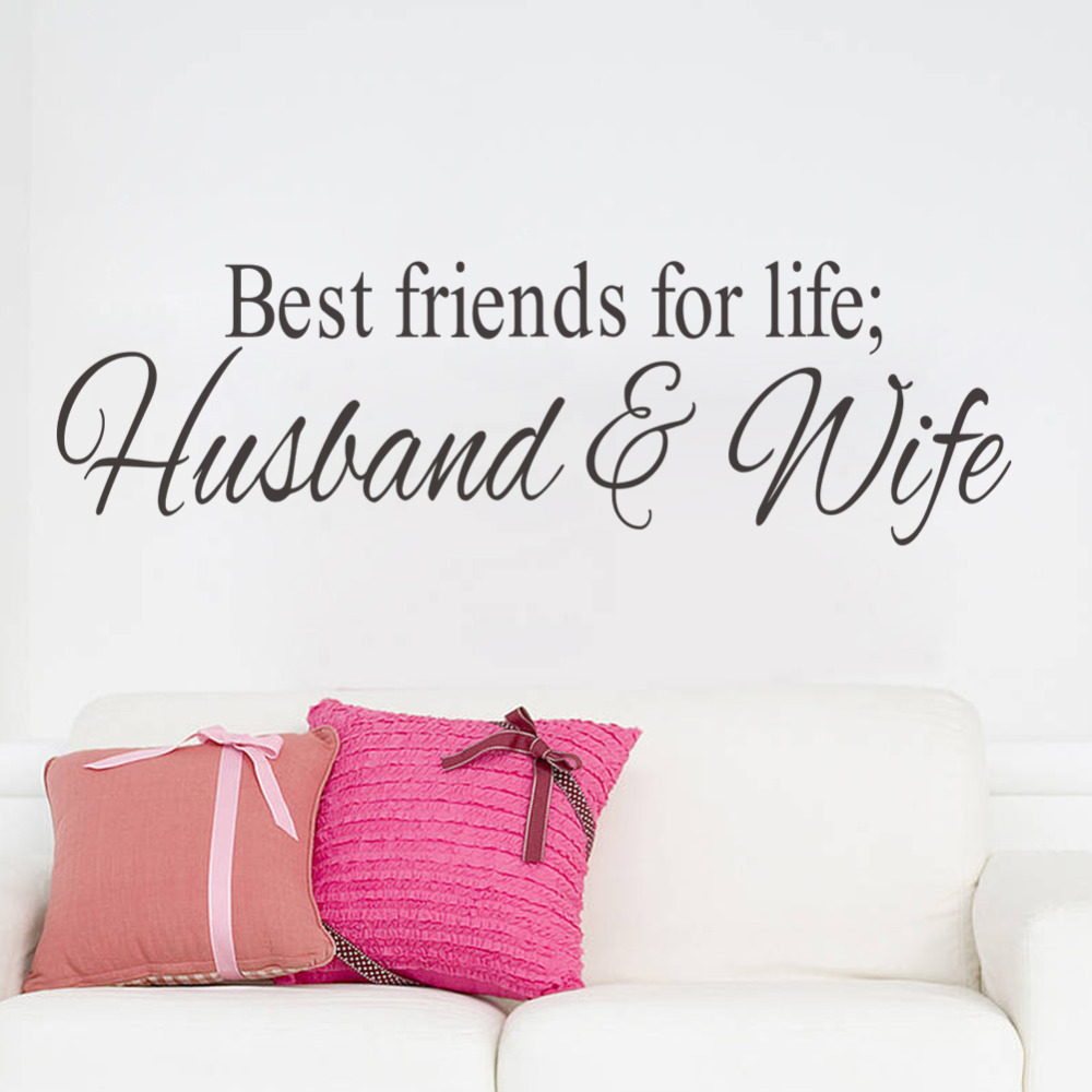 Best Friendship Quotes for Husband and Wife