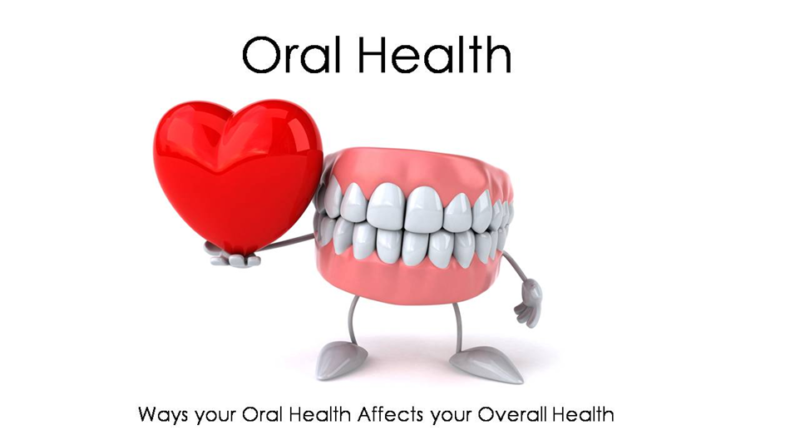 Orla Health affect Overall health