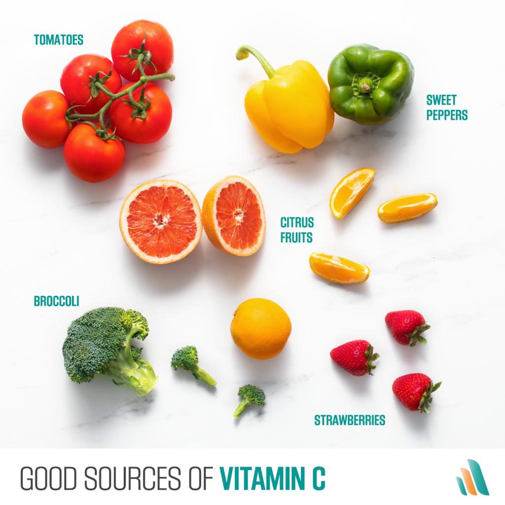 Vitamin C Rich Foods for Teeth