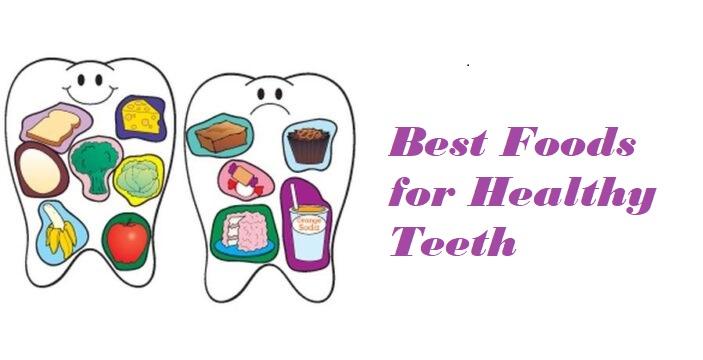 Best Foods for Dental Health
